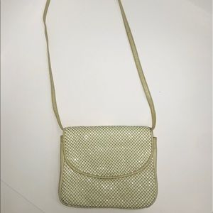 Vintage Whiting & Davis Mesh Metal Crossbody